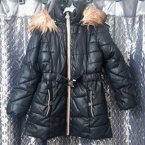 Michael Kors Hooded Puffer Coat